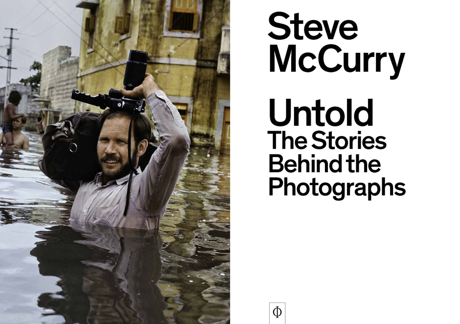Young Steve McCurry