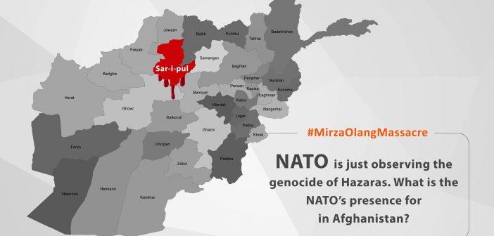 I Talebani Fanno Strage di Civili Hazara a Sar-e Pul, ma il Governo Afghano Decide di non Intervenire