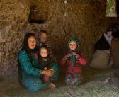 بامیان کی غاروں میں زندگی
