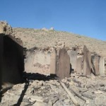 Hazara Home, looted and burned by Kuchi Taliban