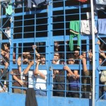 Imprisoned Hazara Asylum Seekers in Greece