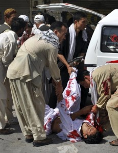 Attacks on Hazara people kill 50 in Pakistan