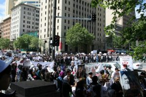 Adelaide Protest Against Genocide of Hazara People