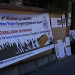 Istanbul Protest Against Genocide of Hazara people in Pakistan and Afghanistan