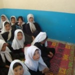 There has been an empty space in Khatera's classroom since July 1. (Photo: Alizada)