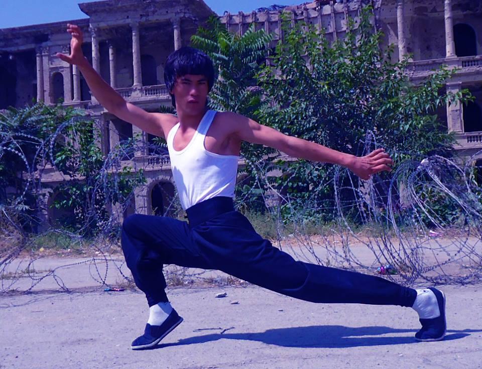 Hazara Bruce