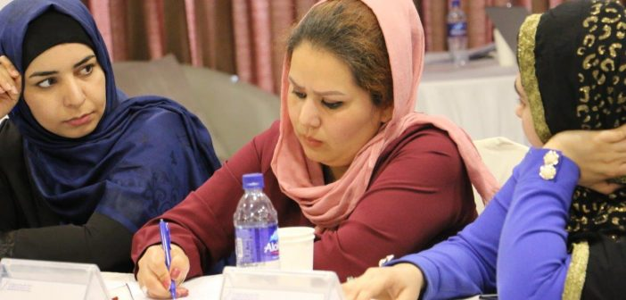 Female Defense Lawyers Fight for Theirs and Their Client's Rights in Kabul