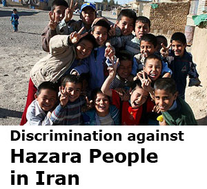 Discrimination against Hazara people in Iran