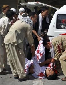 Attacks on Hazara people kill 50 in Pakistan