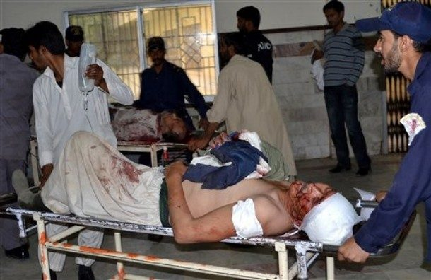 Quetta: Another bloody attack on Hazaras Copyright: AP