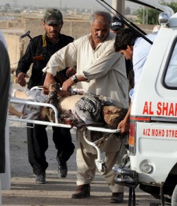 Quetta: Another bloody attack on Hazaras / Copyright: GETTY IMAGES