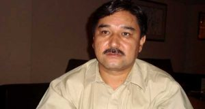 Abdul Khaliq Hazara, Secretary-General of the Hazara Democratic Party (HDP)