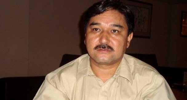 Abdul Khaliq Hazara, Secretary-General of the Hazara Democratic Party (HDP)