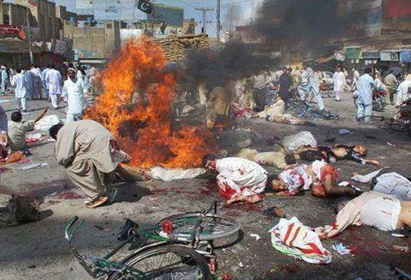 hazara genocide in pakistan