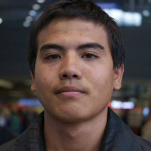 PHOTO: Mohammed Sadehrezai, 18, says he would like to go back to his homeland but it is too dangerous. (Kim Traill)
